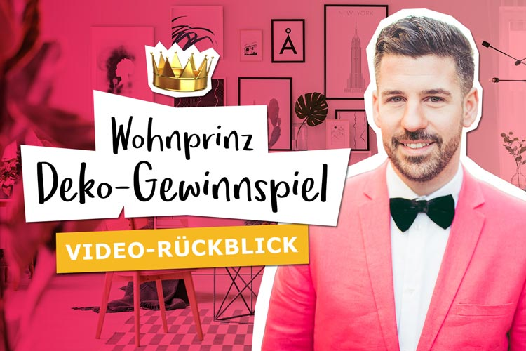 Wohnprinz Review im LUV SHOPPING in Lübeck