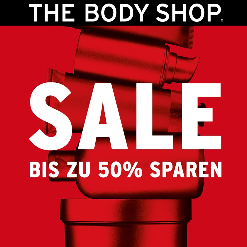 The Body Shop im LUV SHOPPING in Lübeck