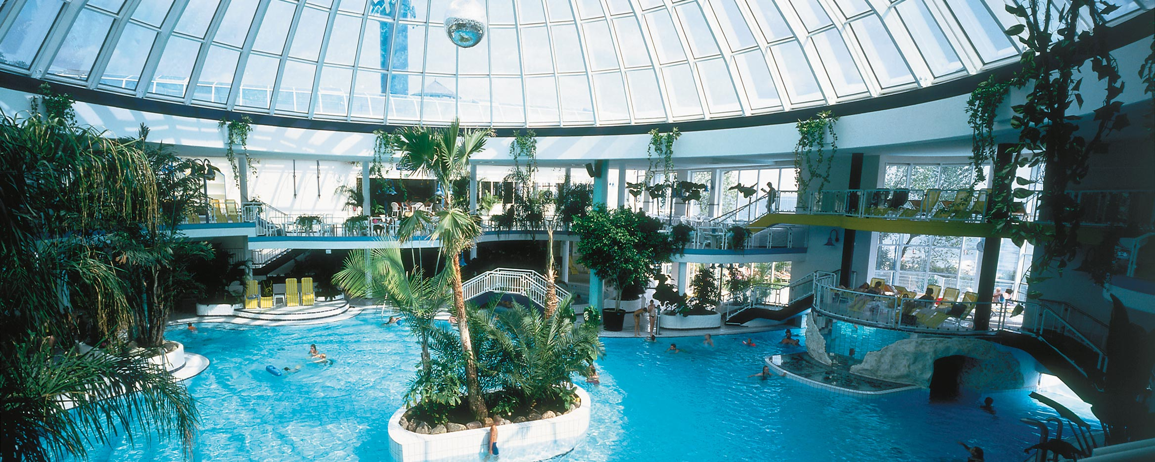 Ostsee Therme, Partner des LUV Shopping