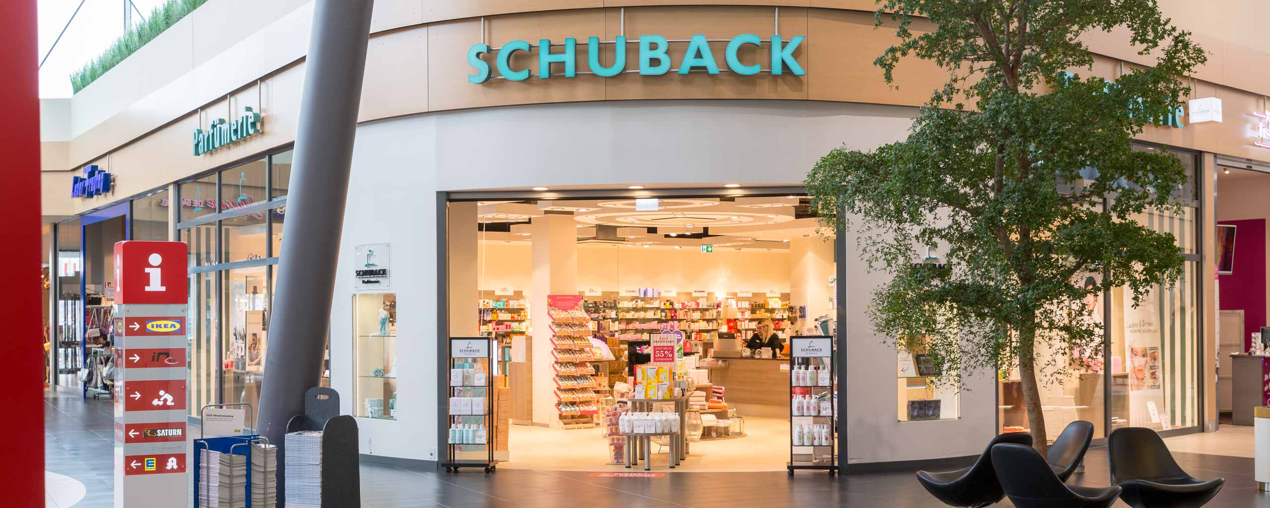 Schuback im LUV SHOPPING in Lübeck