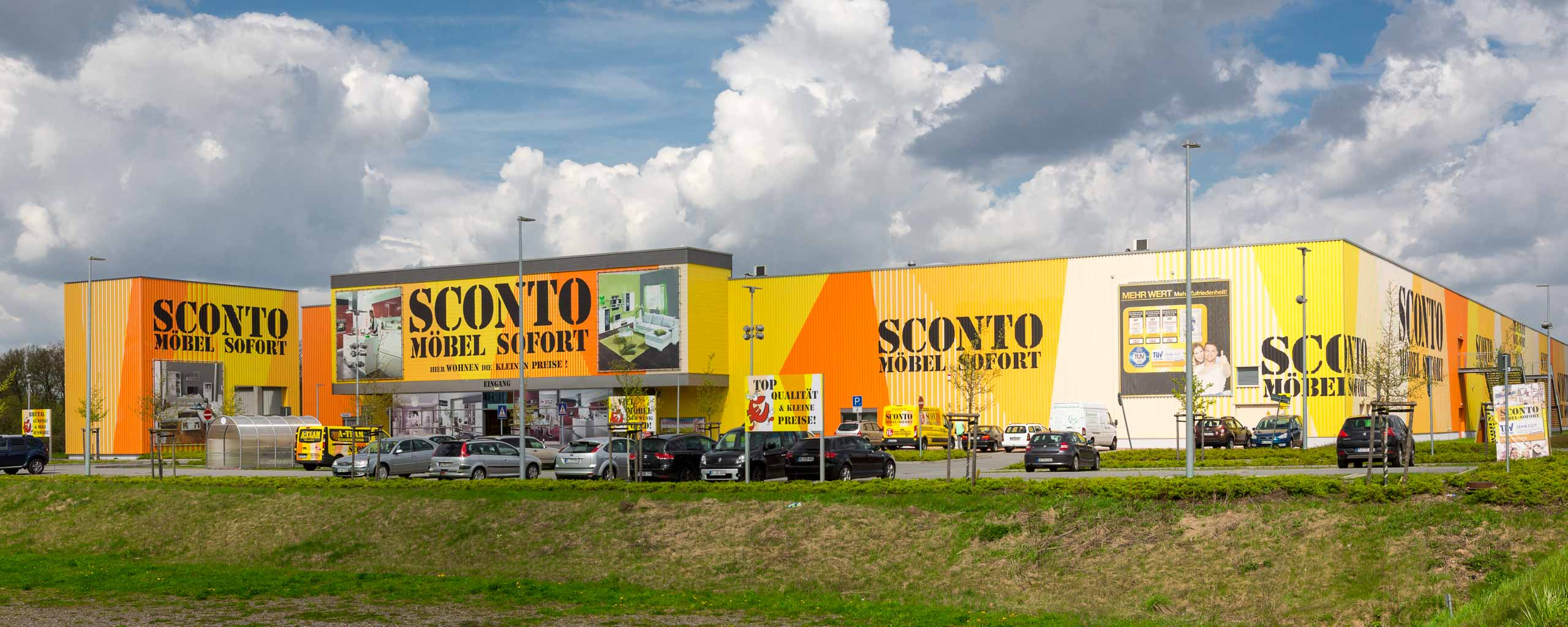 Sconto beim LUV SHOPPING in Lübeck