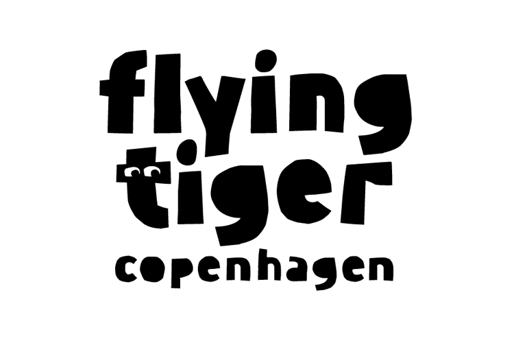 Flying Tiger Copenhagen im LUV SHOPPING in Lübeck