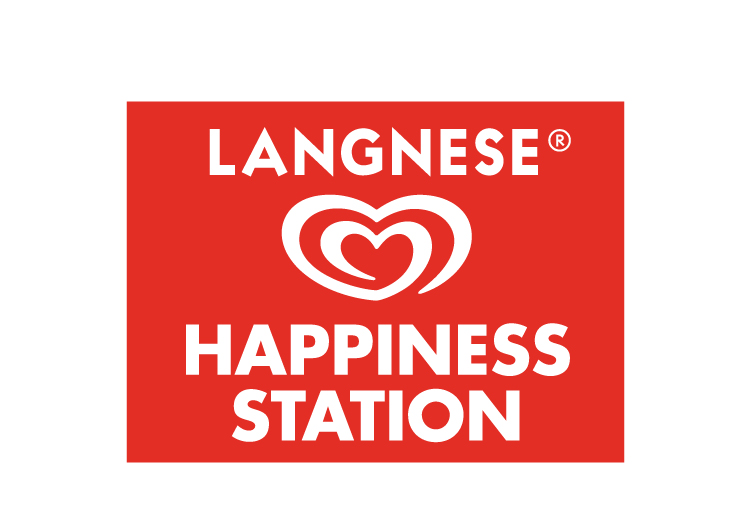 Langnese Happiness station LUV Shopping